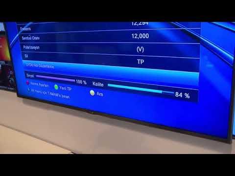 HD yayına geçen 24 TV frekans bilgileri