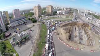 """#Новое """"движение"""" на Московском шоссе #Samara"""