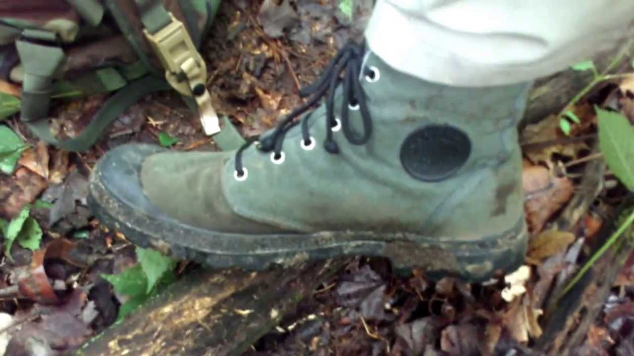 Quick Review Of My Palladium Boots Youtube