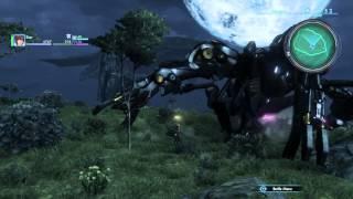 Xenoblade Chronicles X - Nardacyon, the Shadowless 55 Second Solo Kill (Multigun)