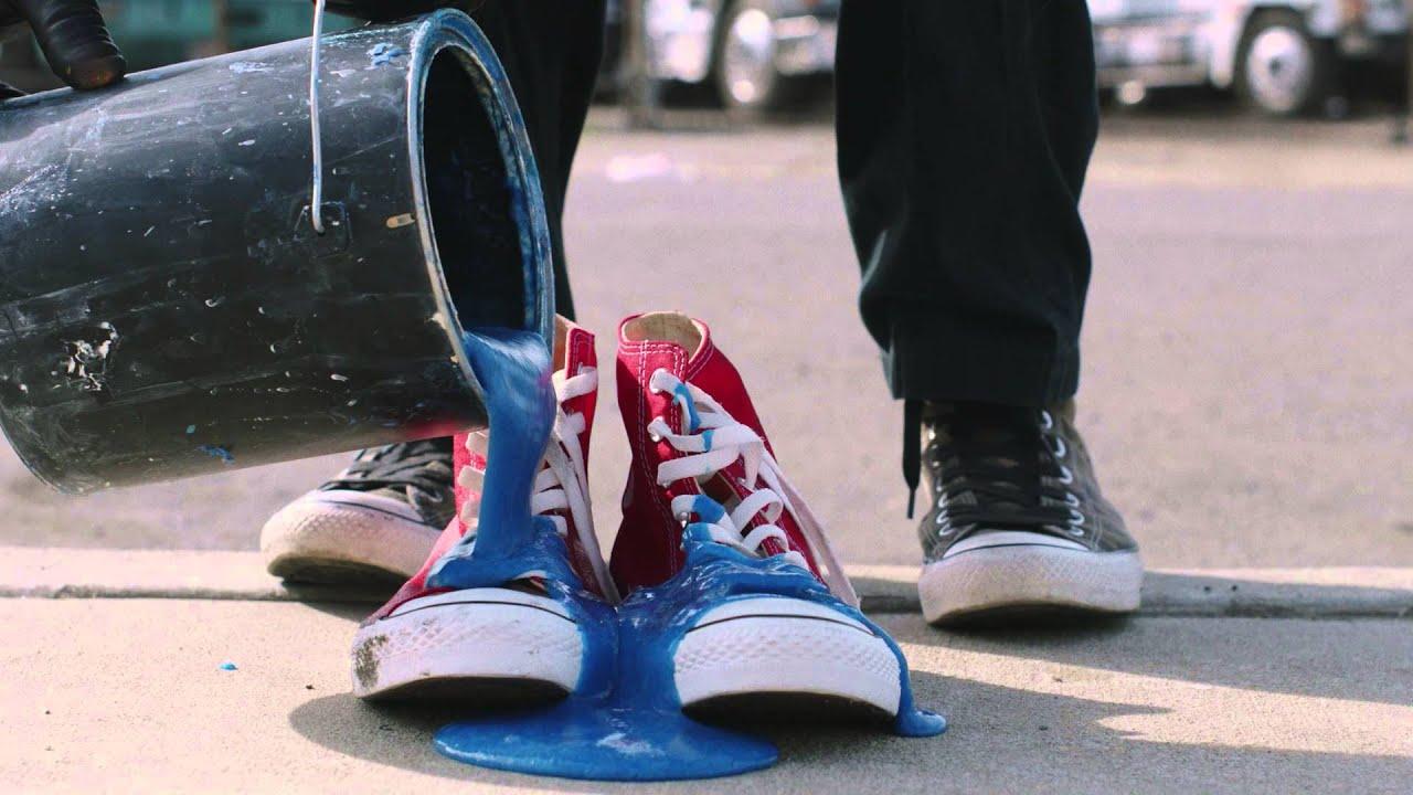 "Converse Chuck Taylor All Star - Made by Futura ""Leonard"" - YouTube 67df0b519"