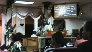 YOUNG PEOPLE GET IN TOUCH WITH GOD - Minister George Ellis III
