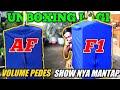Unboxing Lagi Lurrr Af F Volume Pedes Shownya Glxx Mantaps Bangets  Mp3 - Mp4 Download