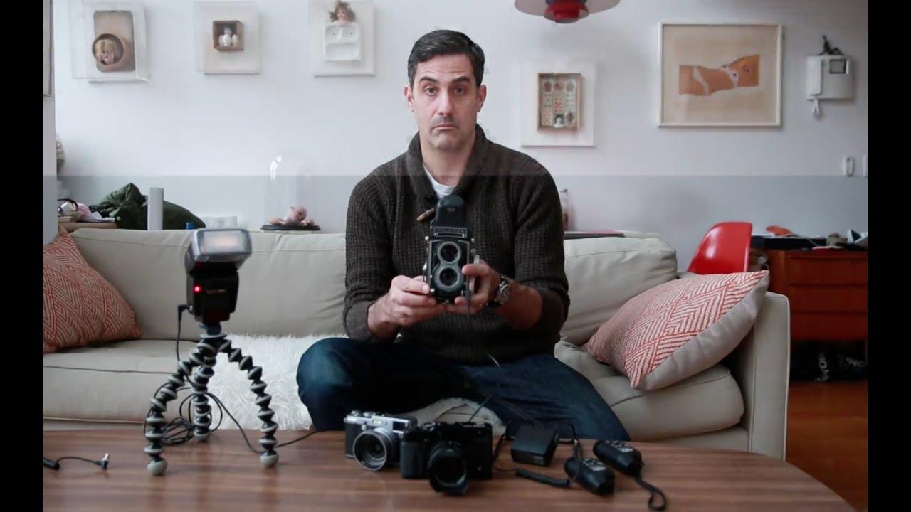 Triggering Off-Camera Flash Four Ways!