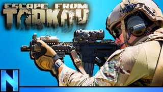FULL SQUAD & GEAR ON HARDEST MAP - Escape From Tarkov