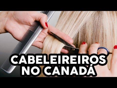 CABELEIREIRA NO CANADÁ