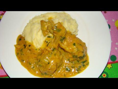 Гедлибже (блюдо кабардинской кухни)