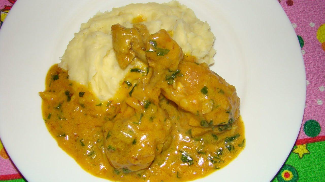 Кабардинские блюда из курицы