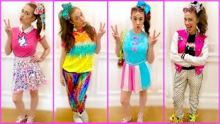 BECOMING JOJO SIWA FOR A WEEK!