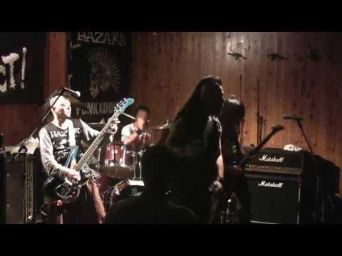 HAZARD - 9/23/2013 Punk Addict! Vol.70 at Shinjyuku LOFT