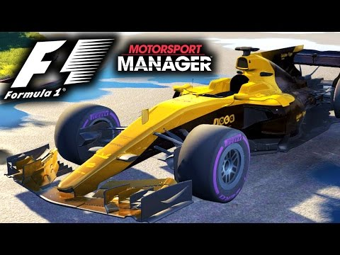 OUR NEW F1 2023 CAR'S FIRST RACE! | F1 Motorsport Manager PC