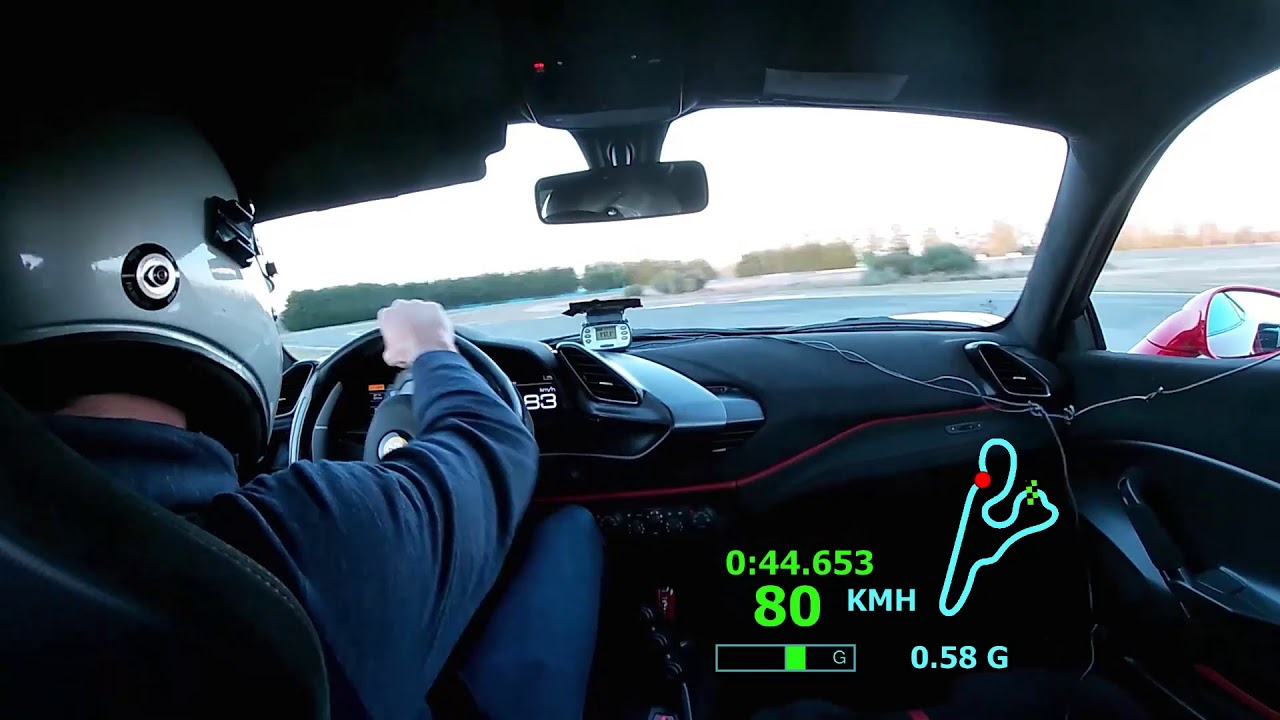 488 pista magny cours club time and drift