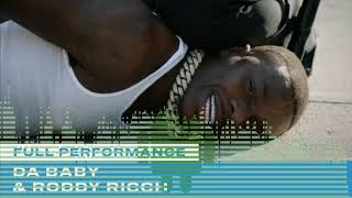 "DaBaby & Roddy Ricch Make Powerful Statement In ""Rockstar"" Performance D🖤ѠᑎĿ🖤ᗩD"