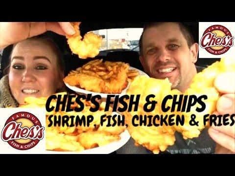 Ches's Fish & Chips | Shrimp, Fish, Chicken & Fries