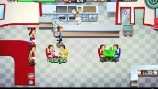 Diner Dash - Android Game Color Matching Level 2