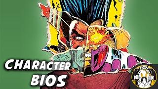 Character Bios: Legion (David Haller)