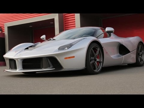 Meet The LaFerrari, CNET Style (On Cars, Episode 82)