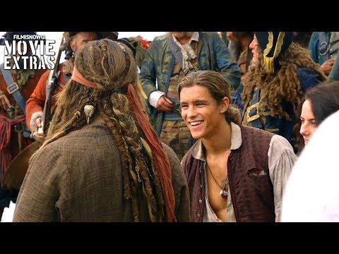 Pirates of the Caribbean: Dead Men Tell No Tales 'New Characters' Featurette (2017)