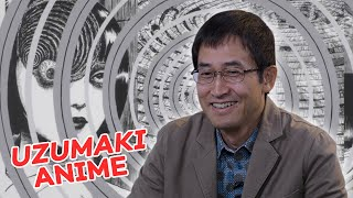 Junji Ito Talks New Uzumaki Anime | Interview