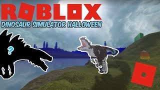 Roblox Dinosaur Simulator Halloween - ZILLA! (Kaiju Barynonyx Remake) + SO MANY EXPLOITERS!