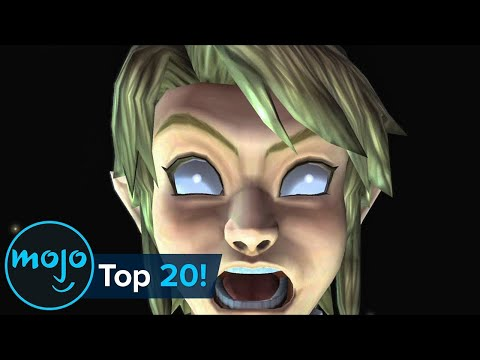 Top 20 Insane Video Game Fan Theories
