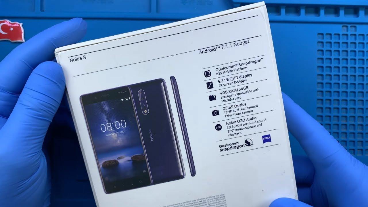 Nokia 8 Ekran Değişimi 🇹🇷