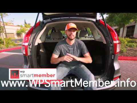 WP Smart Member Review - Bonus Case Study for Chris Record