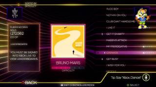 [Requested] Dance Central 2 COMPLETE OFFICIAL tracklist Xbox 360 HD