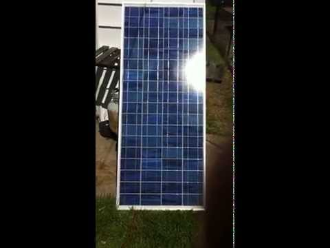 Cheap Solar Panels and showing how to do Easy Solar make that energy bill go away