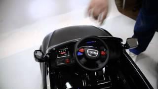 Купить детский электромобиль 1499 на Успех com ua(Восхитительный детский электромобиль с комфортными кожаными сидениями, на Eva колесах, с МР3 входом, с ремням..., 2016-05-05T11:29:21.000Z)