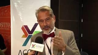 Manuel Teodoro Invita a ver la Próxima Emisión del Noticiero Acoset
