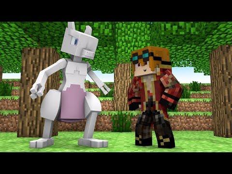 Minecraft : MEWTWO PERFEITO DE PRIMEIRA !! - Professor Pokemon #33 ‹ MayconLorenz ›