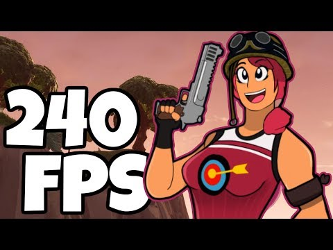 I Played Fortnite At 240 FPS And This Is What Happened