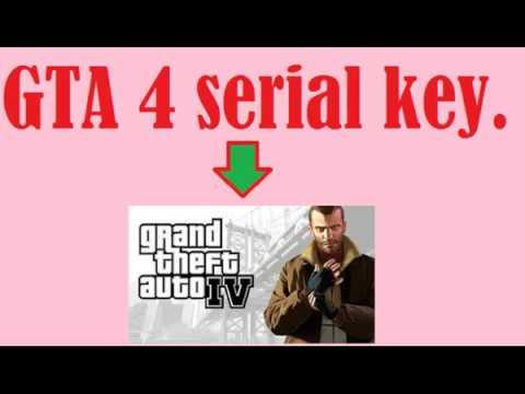 HOW TO DOWNLOAD GTA 4 SERIAL KEY