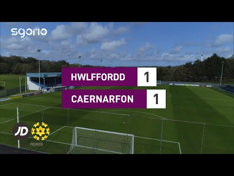 Haverfordwest Caernarfon Goals And Highlights