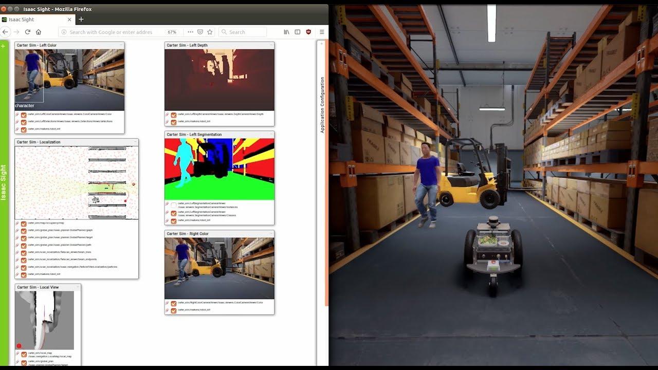 Isaac SDK | NVIDIA Developer