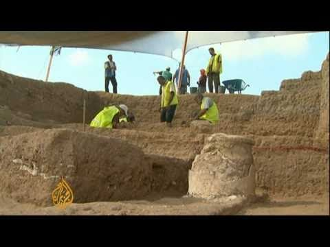 Ancient Gaza Tunnels Discovered
