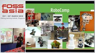 Workshop: LearnBot 2.0: Build your own robot and learn with it! - Marco Gutierrez  - FOSSASIA 2018