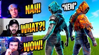 STREAMERS REACT TO NEW INSIGHT & LONGSHOT SNIPER SKINS - Fortnite Best & Funny Moments #258