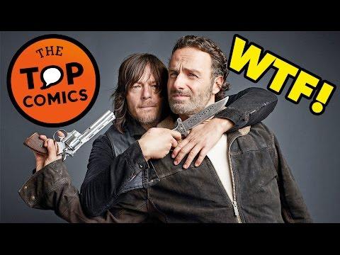 Cosas que no tienen sentido en The Walking Dead