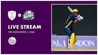 Live Stream: Hampshire v Worcestershire Rapids - Royal London Cup