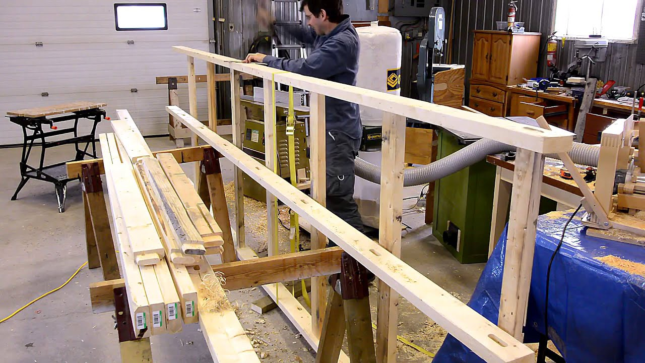 Scaffolding do it yourself from wood (photo). How to make scaffolding with your own hands 27