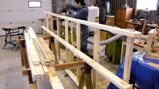 Scaffold build, part 1