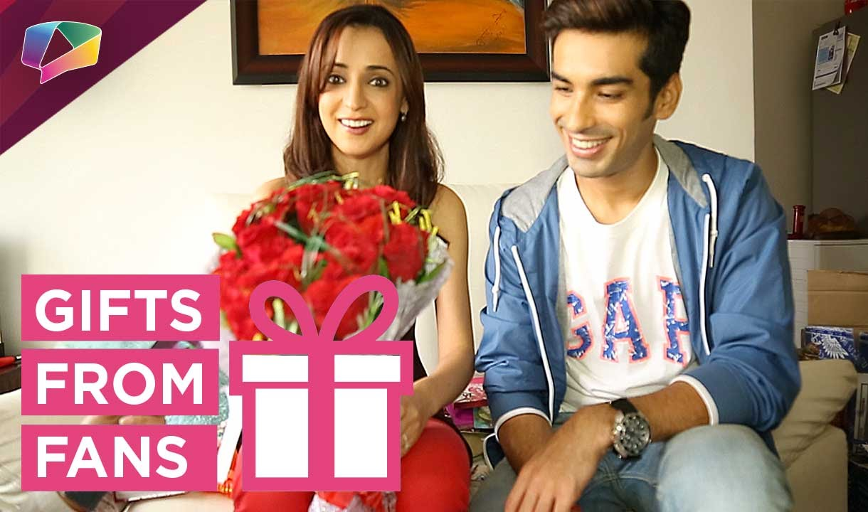 Sanaya Irani, Mohit Sehgal's long awaited gift segment Part 03