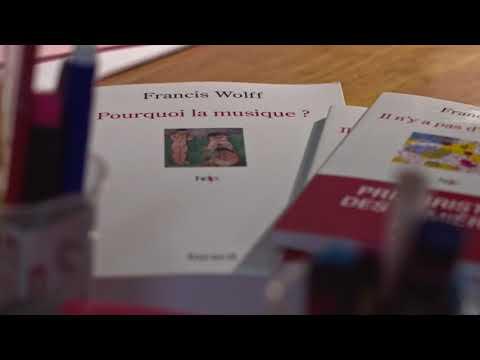 Reflexión sobre el preludio de 'Por qué la música' de Francis Wolff.