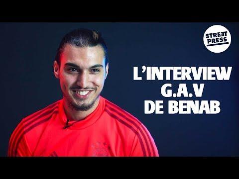 Youtube: L'interview G.A.V de Benab