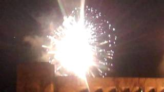 2011 New Year Fireworks At First Night St. Louis  #stl