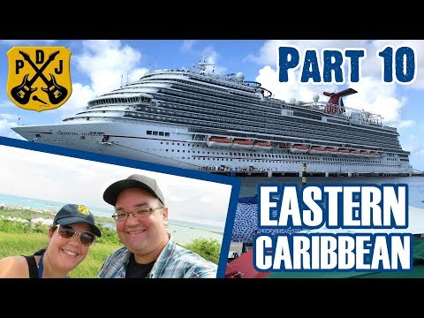 Carnival Horizon 2018 Eastern - Part 10: St. Maarten, Island Tour, Marigot, Maho Beach - ParoDeeJay