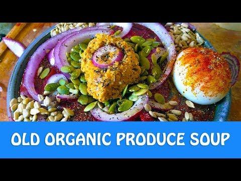 Old Organic Produce Soup | Dr. Robert Cassar