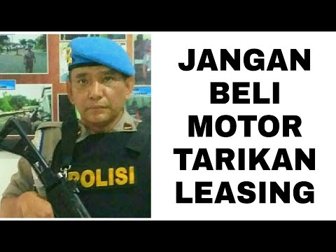 Wajib tahu ! Jangan beli motor tarikan leasing | TIPS HUKUM